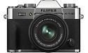 Fujifilm X-T30 II 15-45 kit Silver
