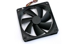 Akasa Black Fan 120mm