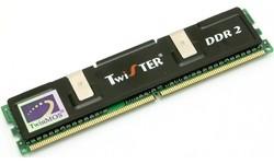 TwinMOS Twister 2GB DDR2-800 kit