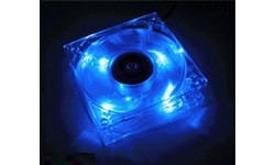Cooler Master Neon LED Fan 120mm Blue