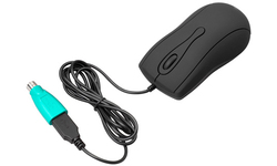 Targus USB Optical Mouse with PS/2 Adapter