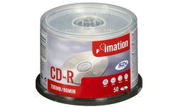 Imation CD-R 52x 50pk Spindle