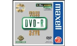 Maxell DVD-R 16x 10pk Spindle