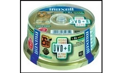 Maxell DVD+R 16x 50pk Spindle