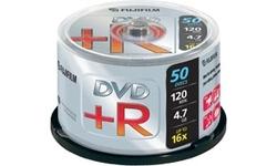 Fujifilm DVD+R 16x 50pk Spindle