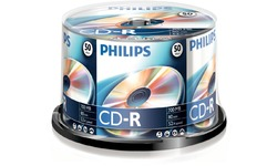 Philips CD-R 52x 50pk Spindle