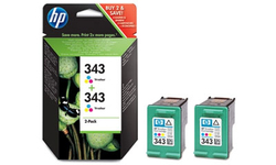 HP 343 Twin Pack