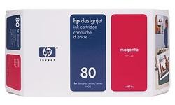 HP 80 Magenta 350ml