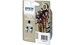 Epson T003 Twin Pack