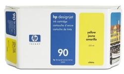 HP 90 Yellow 400ml