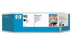 HP 90 Black 775ml 3pk