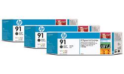 HP 91 Black 3pk