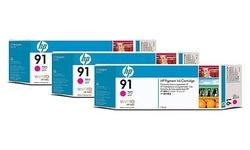 HP 91 Magenta 3pk