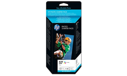 HP 57 Photo Pack