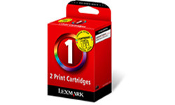 Lexmark 1 Twin Pack
