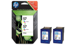 HP 57 Twin Pack