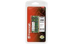 Transcend JetRam 2GB DDR2-800 CL5 Sodimm