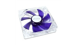 Akasa Silent Blue Fan 120mm