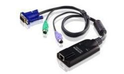 Aten PS/2 VGA KVM Adapter with Composite Video Support