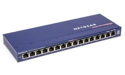 Netgear ProSafe 16-port Gigabit Desktop Switch GS116