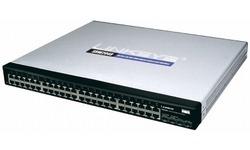 Linksys 48-port Gigabit Switch with Webview