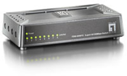 LevelOne 8-port Mini Fast Ethernet Switch