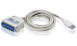Aten USB to IEEE1284 Printer Adapter (1.8m)