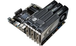 Nvidia GeForce GTX 280 3-way SLI
