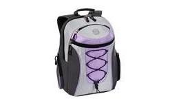 """Targus Notebook Backpack 15.4"""" Purple"""