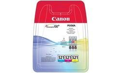 Canon CLI-521 Color Pack
