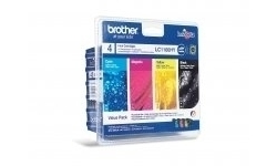 Brother LC-1100 High Capacity Value Pack