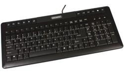 Eminent Compact Keyboard Black