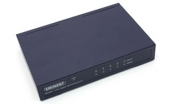 Eminent 5-port Gigabit Networking Switch
