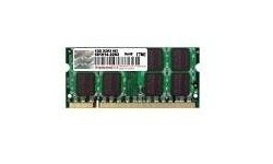 Transcend 1GB DDR2-800 CL5 Sodimm