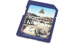 Kingston SDHC Class 6 8GB