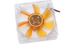 Akasa Amber Ultra Quiet Fan 80mm