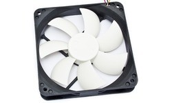 Nexus Real Silent Case Fan 120mm Black/White