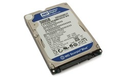 Western Digital Scorpio Blue 500GB (SATA2)