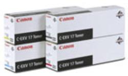 Canon C-EXV 17 Yellow
