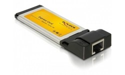 Delock Gigabit Ethernet ExpressCard Adapter