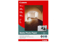 Canon MP-101 Photo Paper Mat A4 50 sheets
