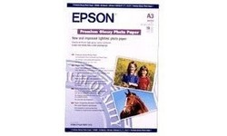 Epson Premium Photo Glossy A3 20 sheets