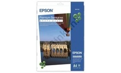 Epson Premium Semigloss Photo Paper A4 20 sheets