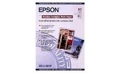 Epson Photo Paper Semigloss A3 20 sheets