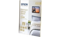 Epson Premium Glossy Photo Paper A4 15 sheets