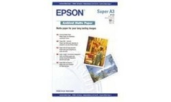 Epson Archival Matt Paper A3 50 sheets