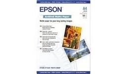 Epson Archival Matt Paper A4 50 sheets