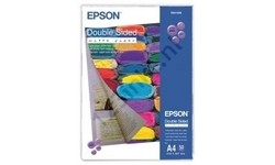 Epson Double Sided Matt Paper A4 50 sheets