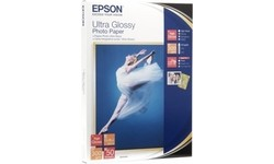 Epson Ultra Glossy Photo Paper 13x18cm 50 sheets