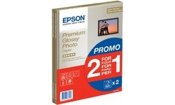 Epson Premium Glossy Photo Paper A4 2x 15 sheets